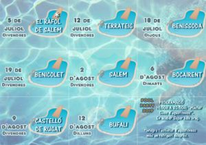 POOL PARTY 2019 TRASERA